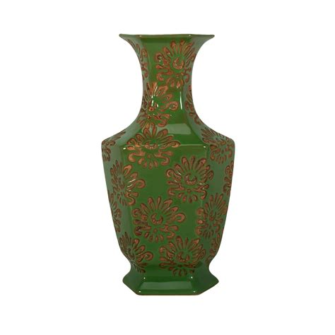 olive green vase rentals event decor rental