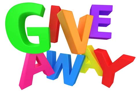 How To Do Giveaways - giveaways