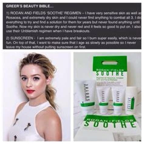 rodan and fields celebrity users rodan and fields soothe rodan and fields and globes on