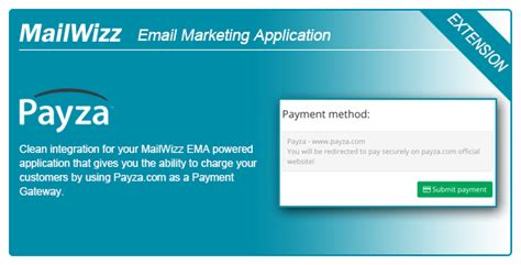 Mailwizz Ema Integration With Payza Payment Gateway Add Ons Download Free Nulled Tempatewall Com Mailwizz Email Templates