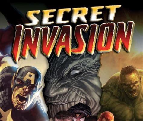 secret invasion secret invasion extended cut one shot 2008 comics marvel com