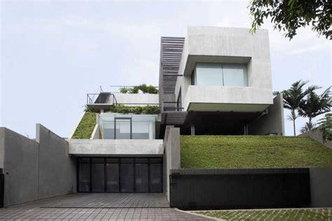 model desain rumah minimalis sederhana tapi mewah  indah arsitag