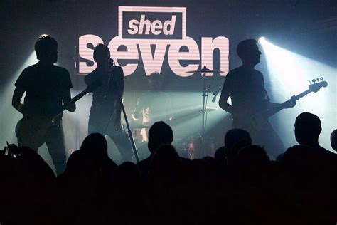 Shed Seven Singles by Shed Seven Are Back Legendary Band Launch Brand New Album