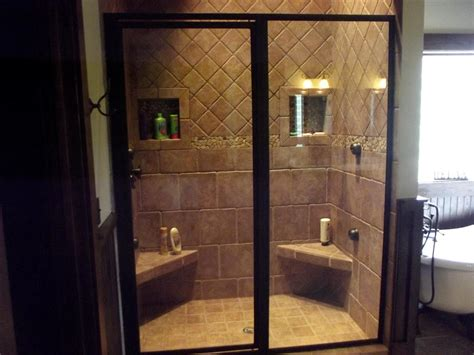 houzz bathroom showers bathroom pictures lake and mountain bathroom photos