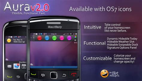 themes blackberry curve 9330 aura v2 0 for blackberry 9300 curve themes free