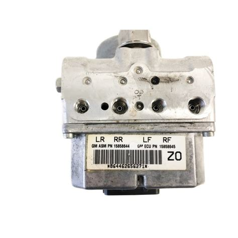 oem 1999 chevrolet corvette anti lock brakes parts gmpartsonline net chevrolet corvette c6 z06 anti lock brake abs pump module oem dsc 15858644 atd sportscars