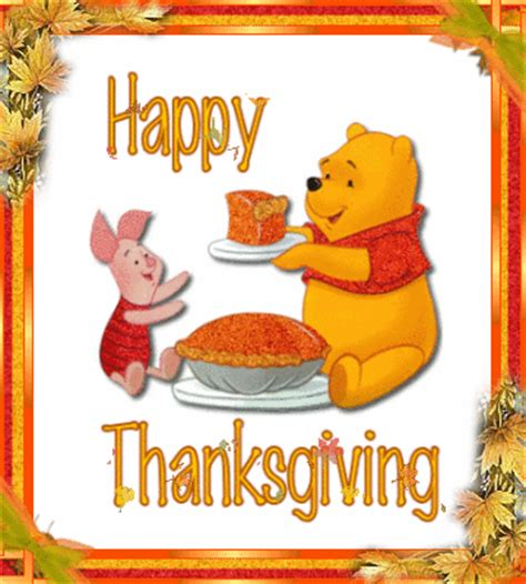 Pooh thanksgiving Picture #102673229   Blingee.com