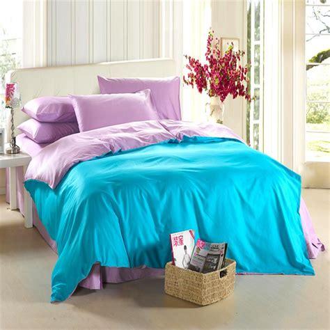 Duvet Cleaning Cost Aqua Blue Purple Lilac Bedding Set King Size Queen Quilt