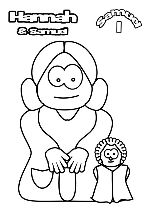 free coloring pages of samuel eli