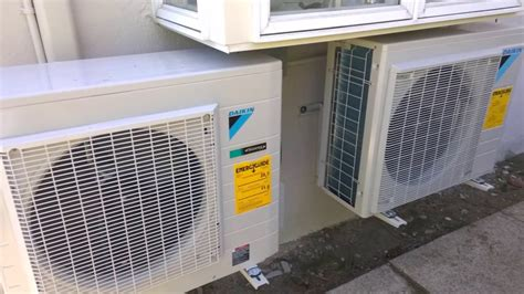 Ac Central Daikin daikin combination of central ac ductless air conditioning heat in ny em air