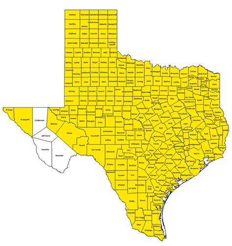 texas counties map texas counties map breeds picture