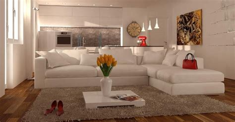 soggiorno e angolo cottura arredare angolo cottura e soggiorno il meglio design