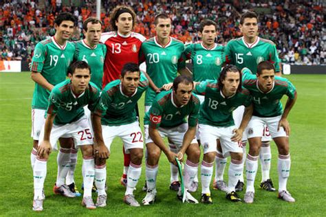 mexico national soccer team 2014 world cup countdown team style guide for the american