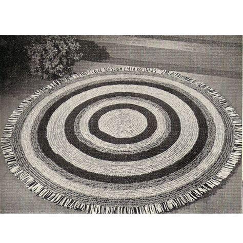 simple rug 19 crochet rug patterns guide patterns
