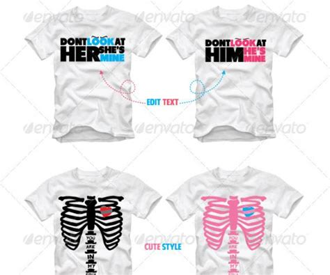 Personalized T Shirt Design For Couples 70 Best Cool And Custom T Shirt Designs For Inspiration