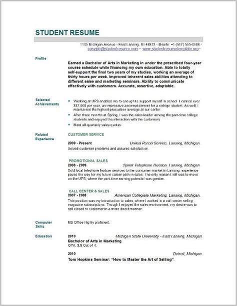 New Grad Nursing Resume Template by Resume Template For Nursing New Grad Resume Resume