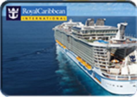 Royal Caribbean Gift Card - gifts gear royal caribbean international