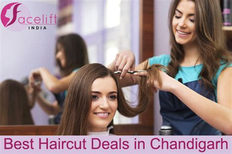 Haircut Deals In Chandigarh | best haircut deals chandigarh facelift india salon