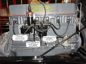 chevrolet six cylinder engine identification chevrolet