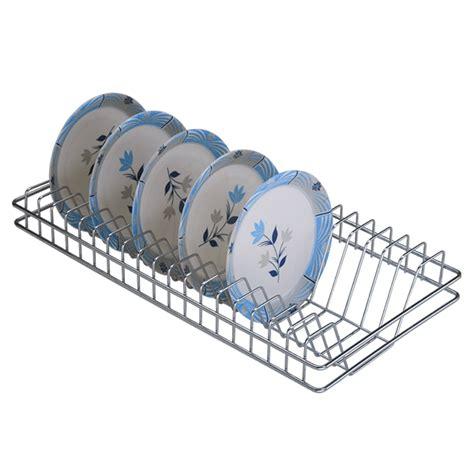 buy  plate rack stainless steel  india  greeninterio
