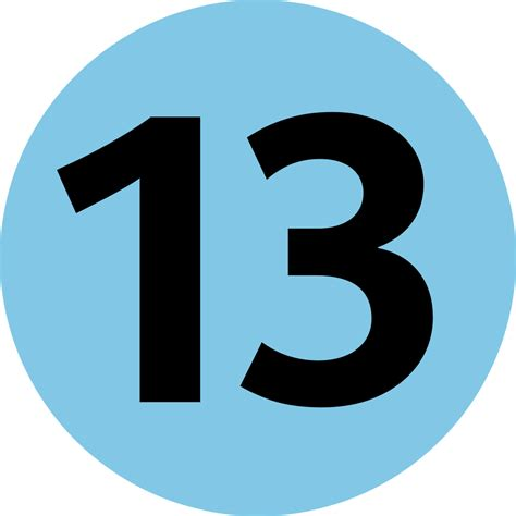 Or Number File M 13 Jms Svg