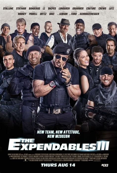 film bagus expendables 3 expendables 3 trailer the expendables 3 movie posters
