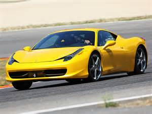 458 Italia Yellow Photo 458 Italia Photo Car Wallpapers
