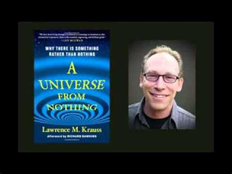 a universe from nothing audio only lawrence krauss quot a universe from nothing quot youtube