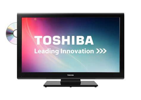 Tv Led Toshiba 23 Inch 23 toshiba 23dl933b hd ready digital freeview led dvd tv