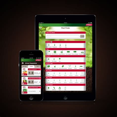 app design melbourne yates my garden app gold winner 2014 melbourne design