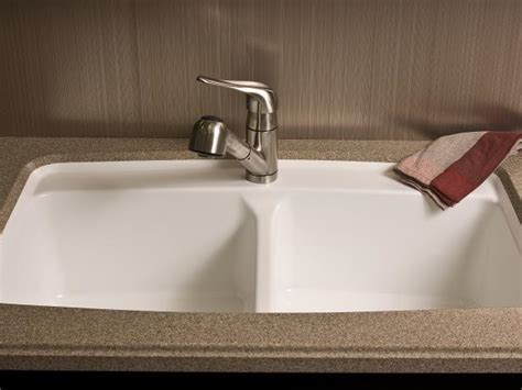 Solid Surface Sinks Kitchen Solid Surface Kitchen Countertop Hgtv