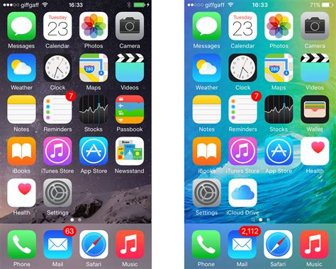 iphone layout ios 9 ios 8 vs ios 9 should you update your iphone now pc