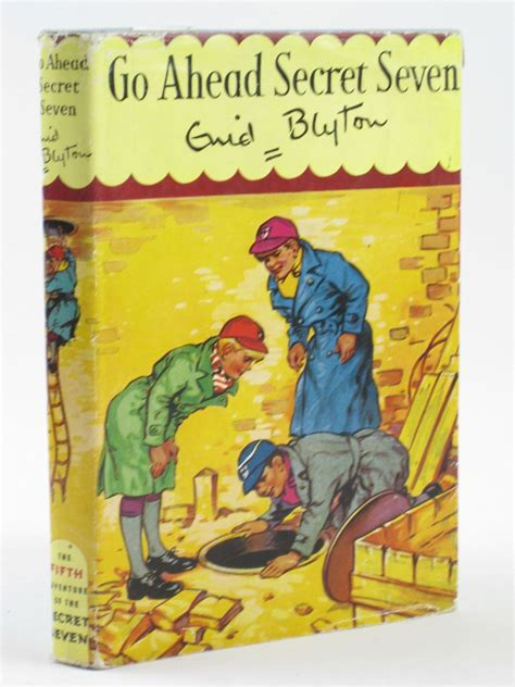 Go Ahead Secret Seven By Enid Blyton Paperback go ahead secret seven written by blyton enid stock code 1311225 stella s books