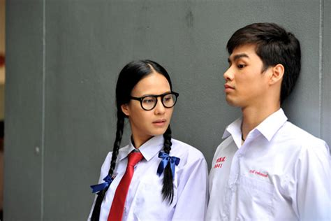 film thailand tentang ular preview thai movie first kiss rak sud tai pai na