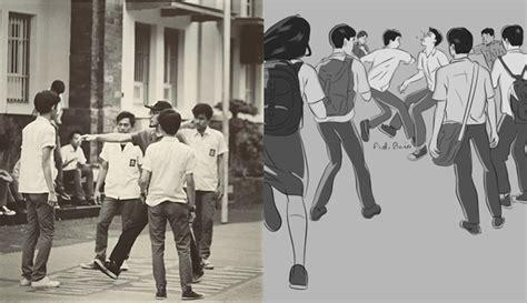 film indonesia berantem 5 adegan dalam film dilan ini memperkuat citra kids zaman