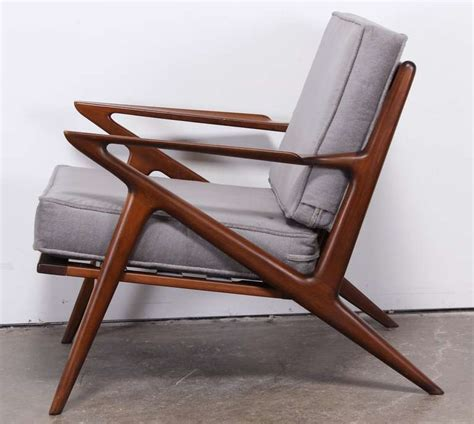 Selig Chair by Poul Z Chair For Selig At 1stdibs