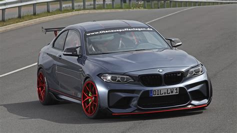 2017 Bmw M2 by 2017 Bmw M2 Csr By Lightweight Performance Pictures