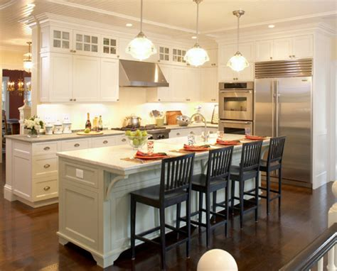 photo gallery of tasteful kitchen islands