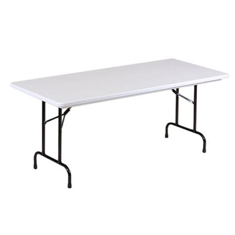 5 Ft Folding Table Correll R3060 5 Ft Plastic Folding Tables For Sale At Classroom Essentials