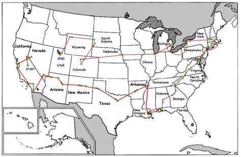 us road map interactive interactive map usa road trip 28 images the ultimate