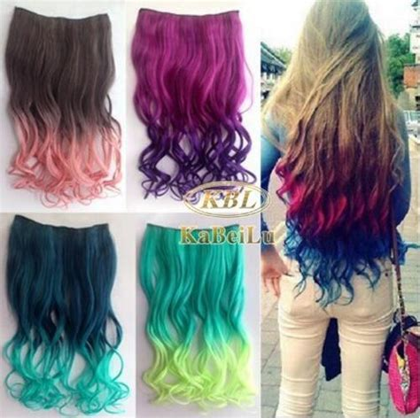 can you get your hair colored while can i dye human hair extensions quora