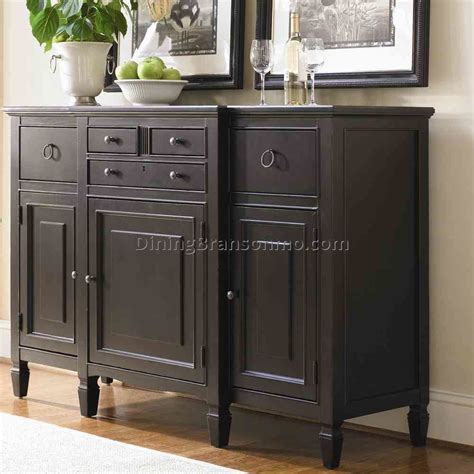 black dining room hutch best furniture sets tables