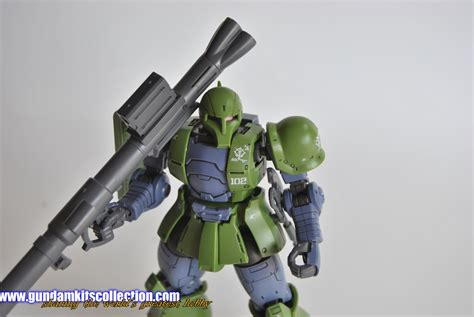 Hg Zaku I Denimslender review hg 1 144 zaku i slender denim gundam the origin