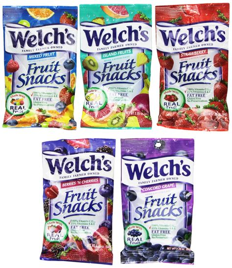 s fruits welch s fruit snacks is being sued for being not