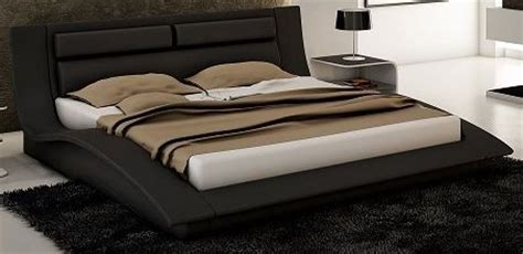 wave platform bed wave black king platform bed from j m 17836 k coleman furniture