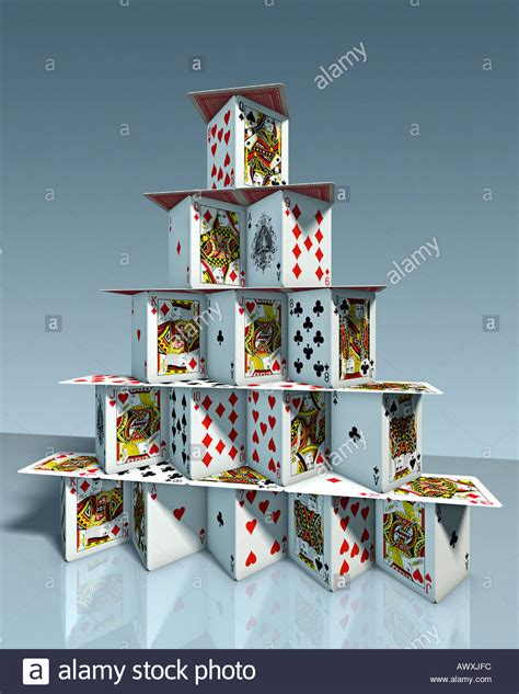 Chart House Gift Card - chart house castle in the air deck of cards pack of cards symbol of stock photo