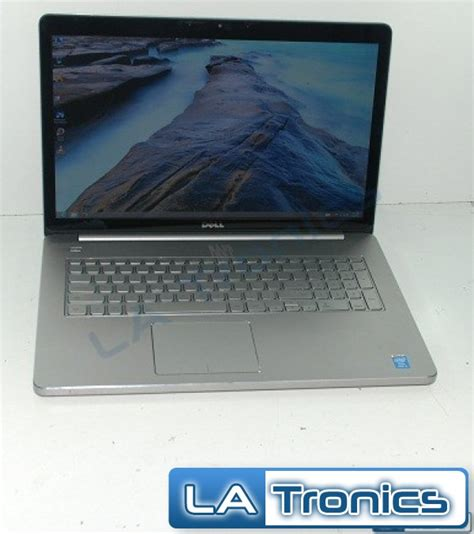 Laptop Gaming Dell Inspiron 17 7000 Touch Screen dell inspiron 17 7000 series 7737 17 3 quot touch screen i5