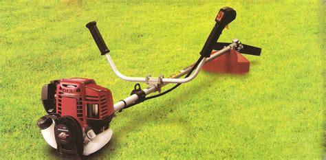 Mesin Potong Rumput Honda 4 Tak Mesin Pemotong Rumput 4 Tak Merek Honda
