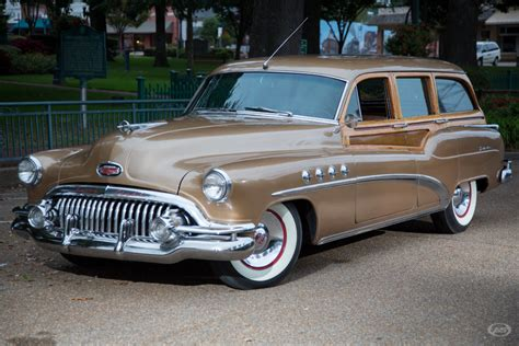 1952 buick roadmaster estate wagon ebay
