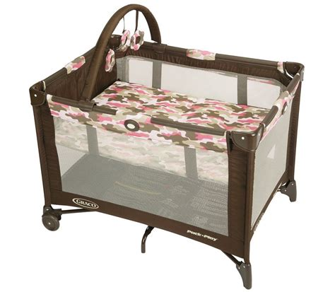 Pack N Play As A Crib by Graco Pack N Play Playard With Bassinet Pasadena Home